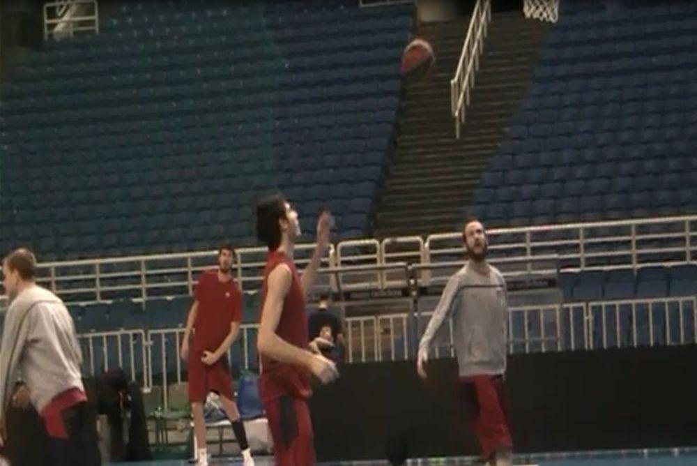 Μπαρτσελόνα: Πώς προετοιμάστηκε για Παναθηναϊκό στο Onsports TV (videos)