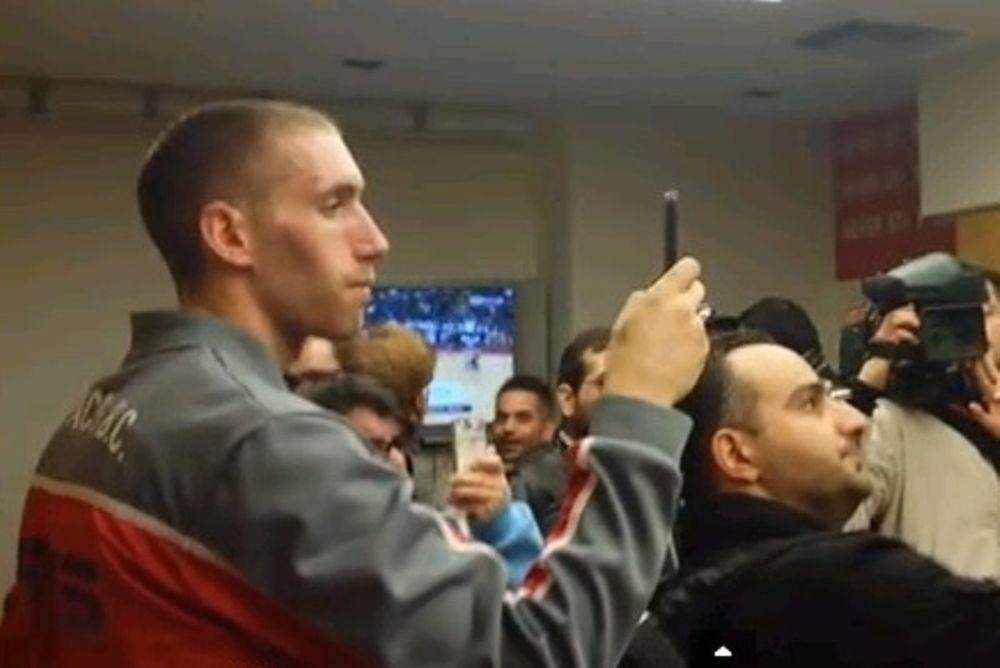 Ολυμπιακός: Ποιον τρολάρει ο Λοτζέσκι; (video)