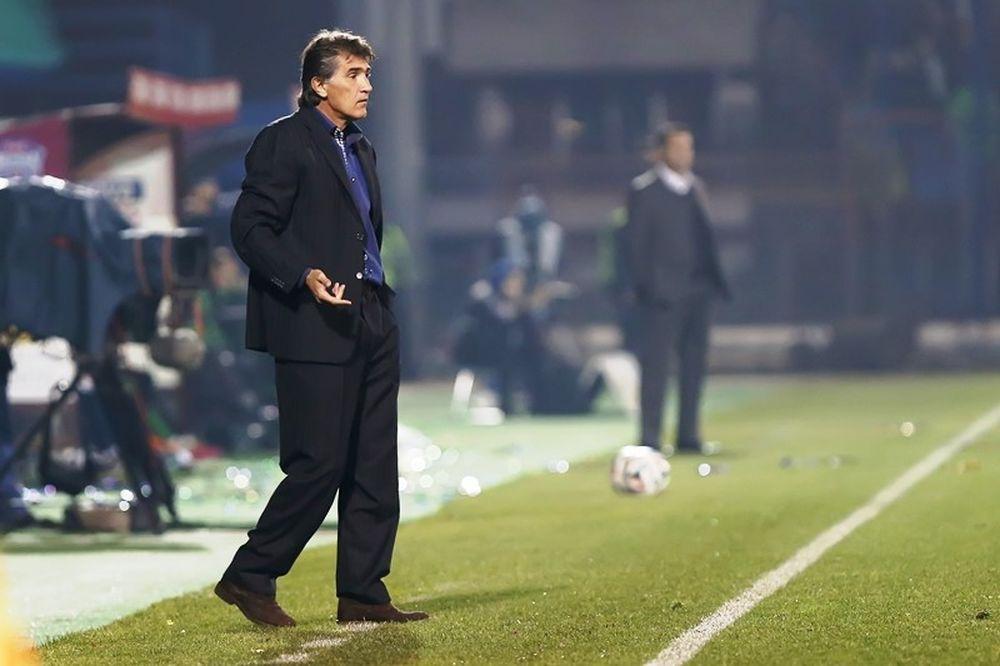 Ντόστανιτς: «Με υπομονή για τη νίκη»