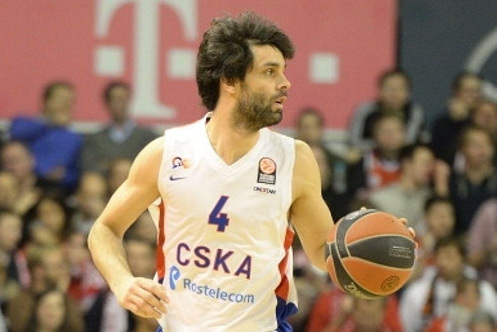 Ευρωλίγκα: MVP ο Τεόντοσιτς