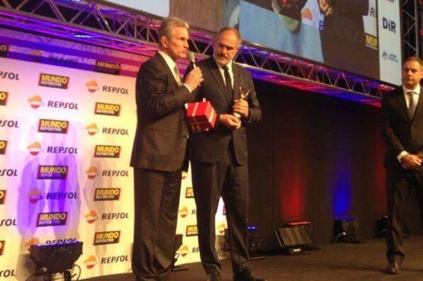 Ισπανία: Καλύτερος προπονητής ο Βιλανόβα (photos)