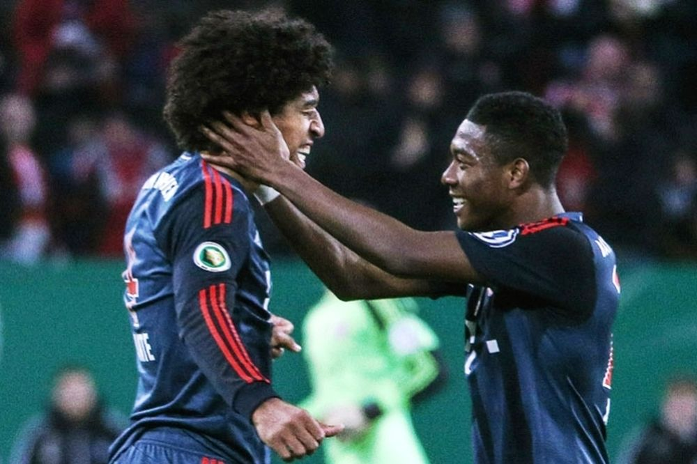Για πλάκα η Μπάγερν, 5-0 το Αμβούργο