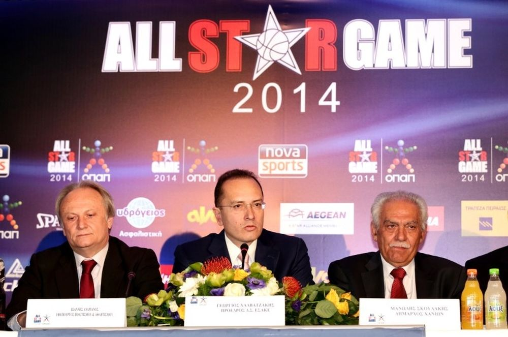 All Star Game: Πλούσια παρουσία «αιωνίων»