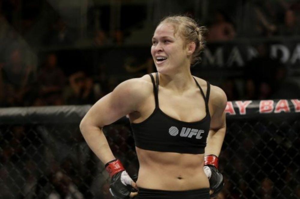 UFC: Έρχεται «τρελή» ανακοίνωση για Rousey