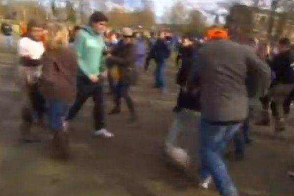 Μεγάλη Βρετανία: Ποδοσφαιρικός αγώνας με... χιλιάδες παίκτες! (video)