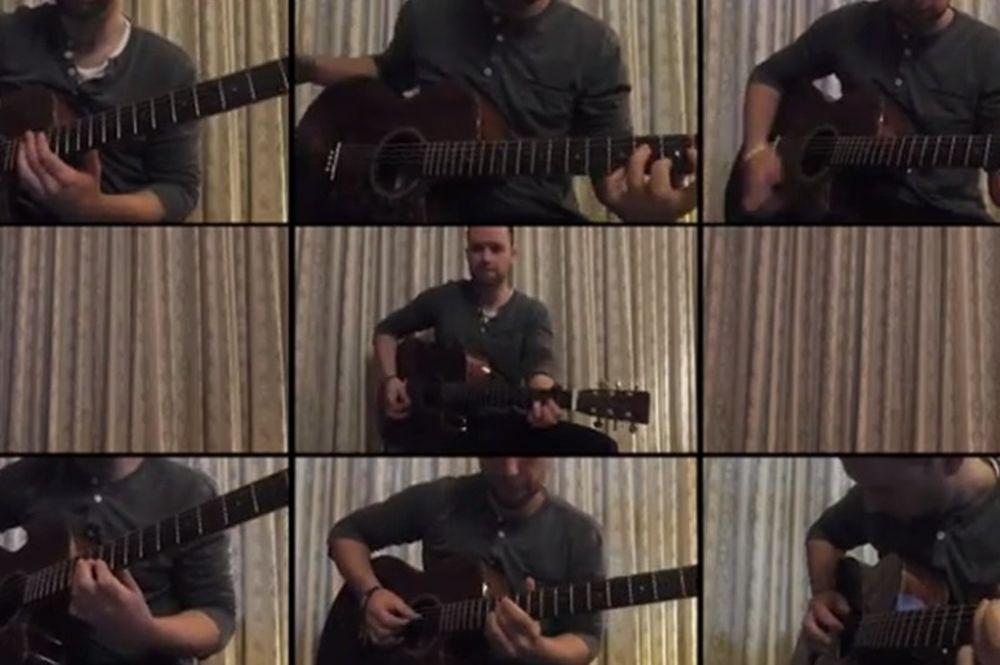 Απίστευτη μελωδία: Ο ύμνος του Τσάμπιονς Λιγκ με ήχο κιθάρας! (video)