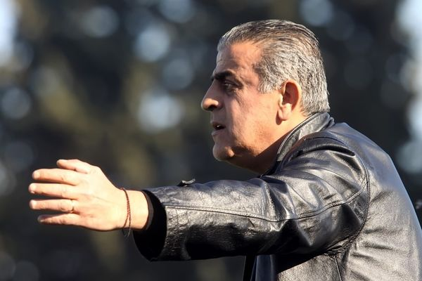 Καμπερίδης: «Εύχομαι στη Νίκη Βόλου να ανέβει Super League»