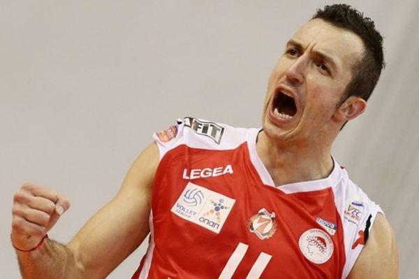 Ολυμπιακός: MVP ο Γιορντάνοφ (photos)