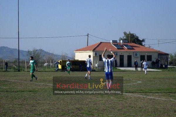 Καρδίτσα – Αμπελωνιακός 2-0