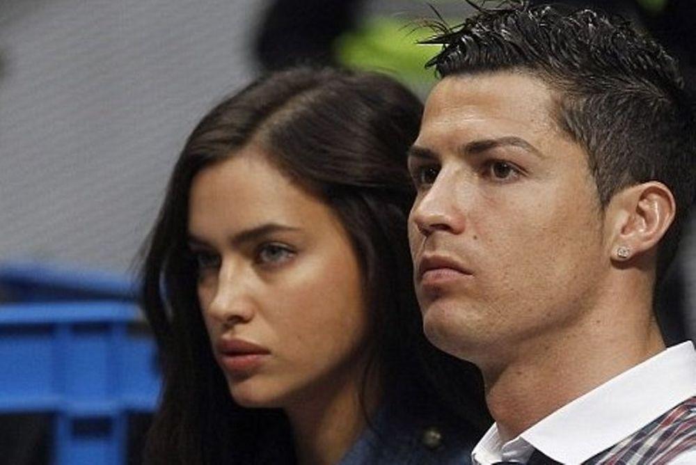 Ρεάλ Μαδρίτης: Κοιτάει την Ιρίνα και... λιώνει ο Ρονάλντο (photos+videos)