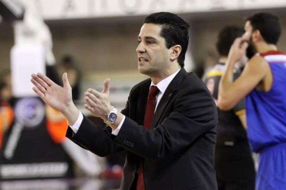 Σφαιρόπουλος: «Δύσκολο και σημαντικό ματς»