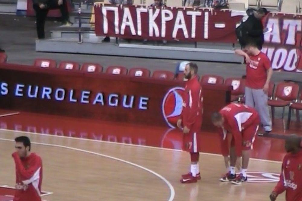 Onsports TV: Η επανεμφάνιση του Σπανούλη (video)