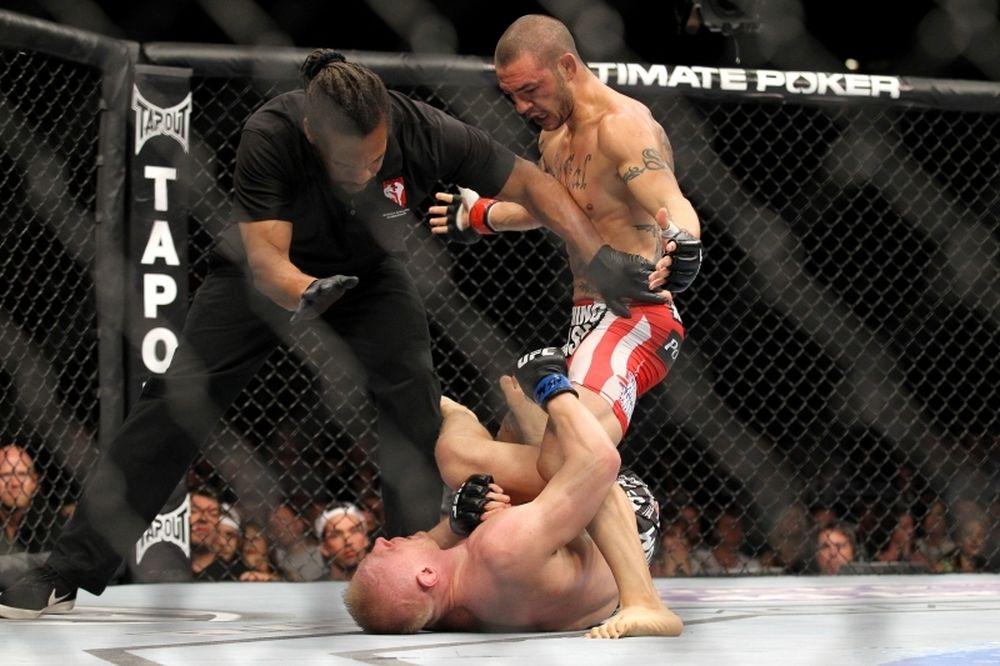 UFC Fight Night 46: Στο Σαν Αντόνιο Swanson και Stephens