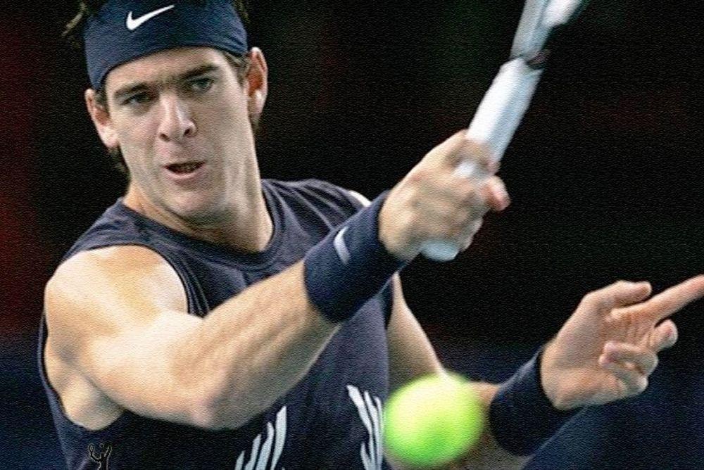 Τένις: Νυστέρι για Ντελ Πότρο