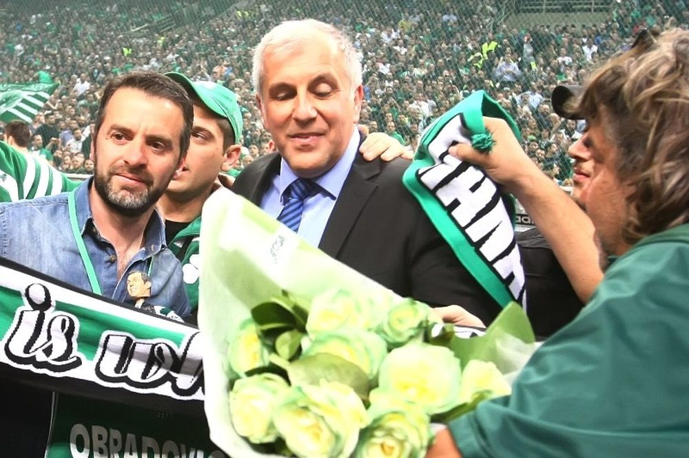 Onsports TV: «Εδώ είναι το σπίτι σου, Ζέλικο θεέ» (video+photos)
