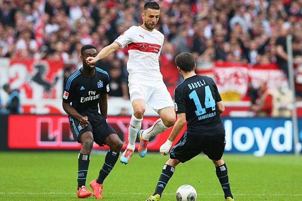 Ζωντανή η Στουτγκάρδη, 1-0 το Αμβούργο (video)