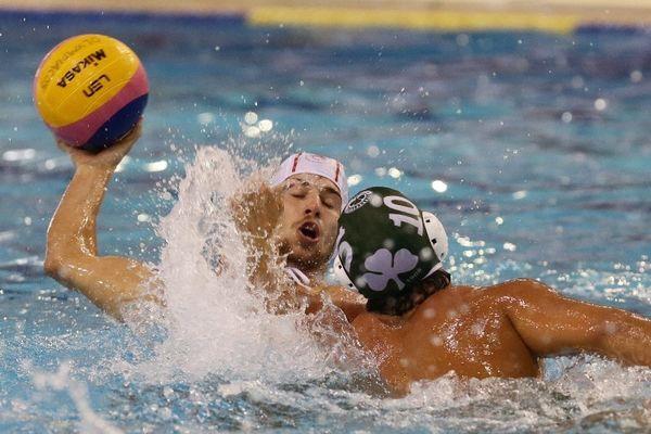Ολυμπιακός: Επιβλητικός απέναντι στον Παναθηναϊκό (photos)