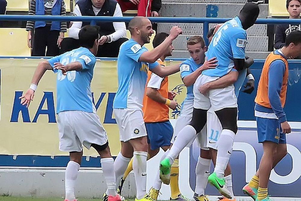 Παναιτωλικός-Αστέρας Τρίπολης 0-1: Το γκολ του αγώνα (video)