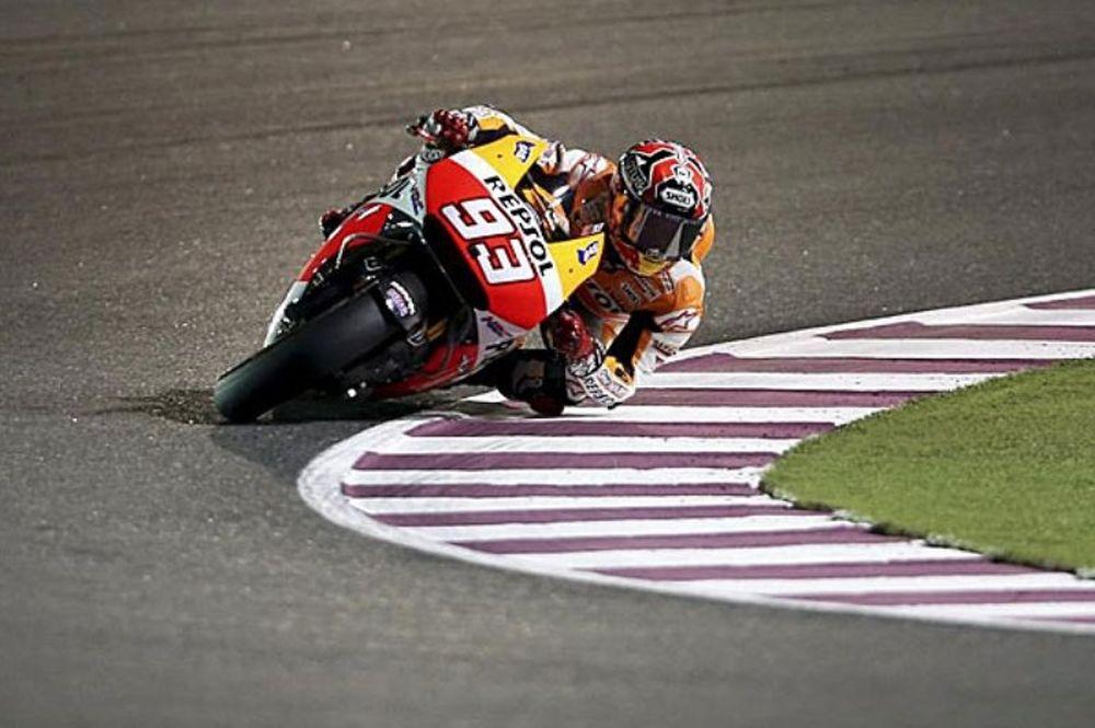 Moto GP: Pole Position ο Μάρκεζ στην πρεμιέρα (photos+videos)