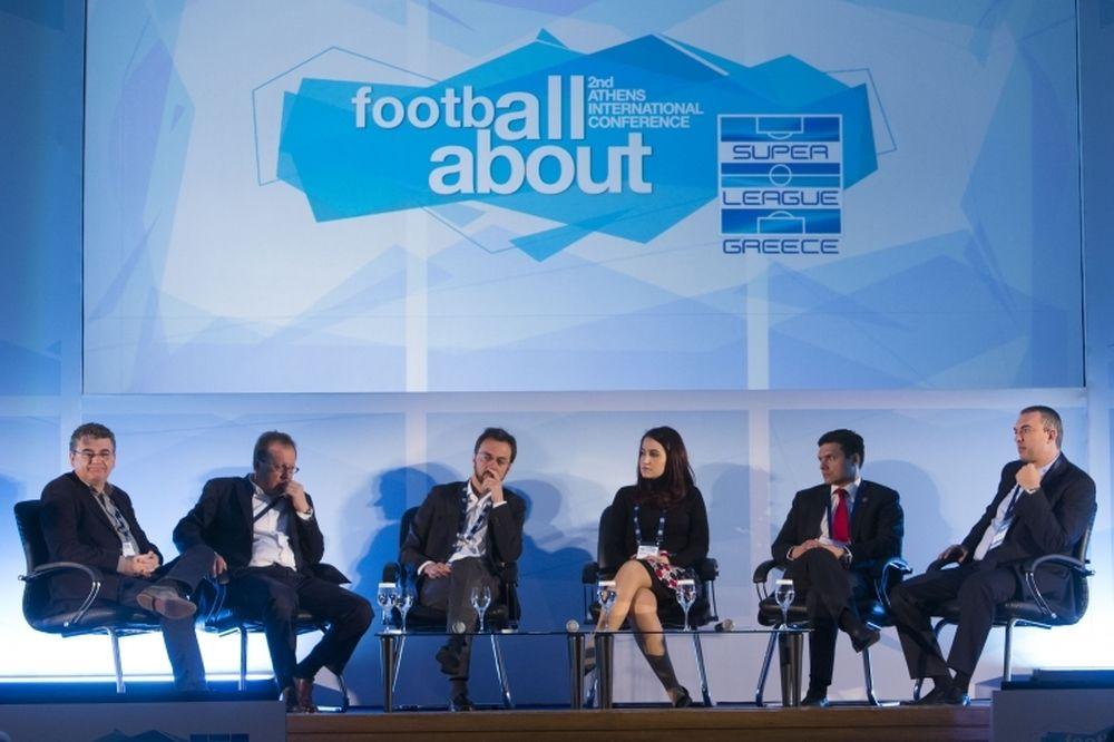 Ολυμπιακός: Οι «ερυθρόλευκοι» στο «FootbALLabout»