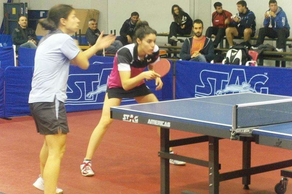 Πινγκ Πονγκ: Εκπλήξεις στο Πανελλήνιο Πρωτάθλημα