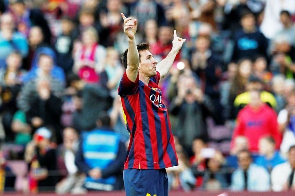 Ρεάλ Μαδρίτης – Μπαρτσελόνα: Γκολ και… ρεκόρ από Μέσι (video)