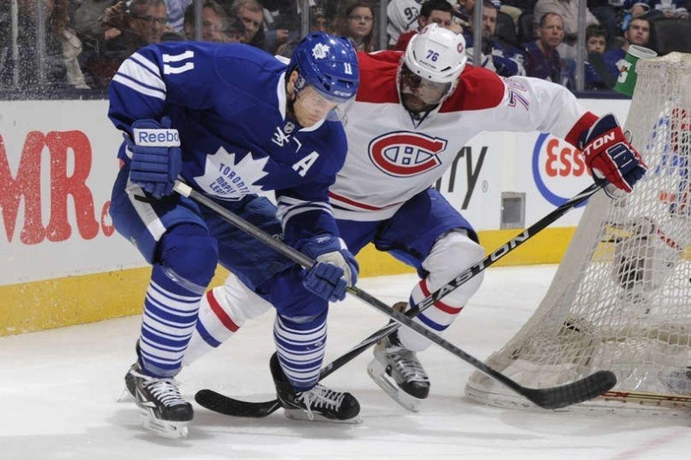 NHL: Πέρασαν από Τορόντο οι Κανάντιενς (videos)