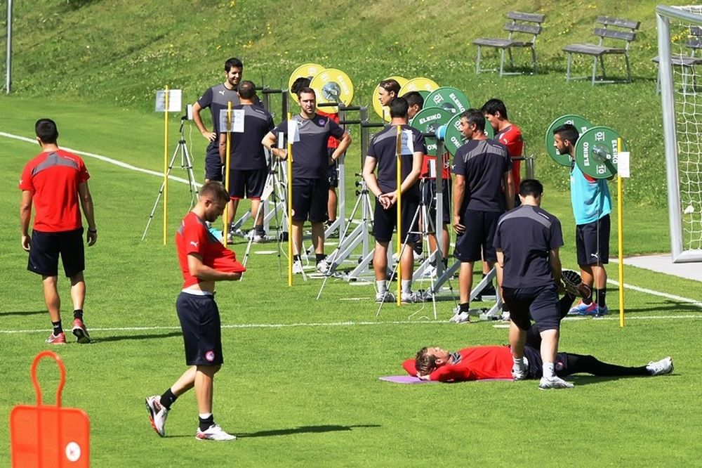 Ολυμπιακός: Και πάλι... Ζέεφελντ