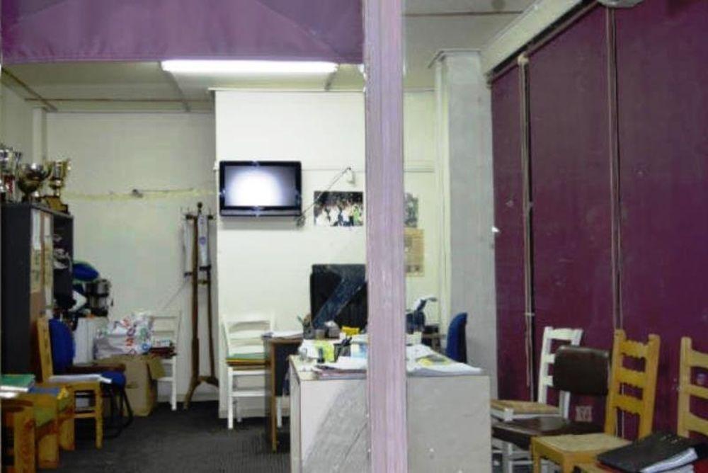 Φωκικός: Επίθεση στα γραφεία της ΠΑΕ