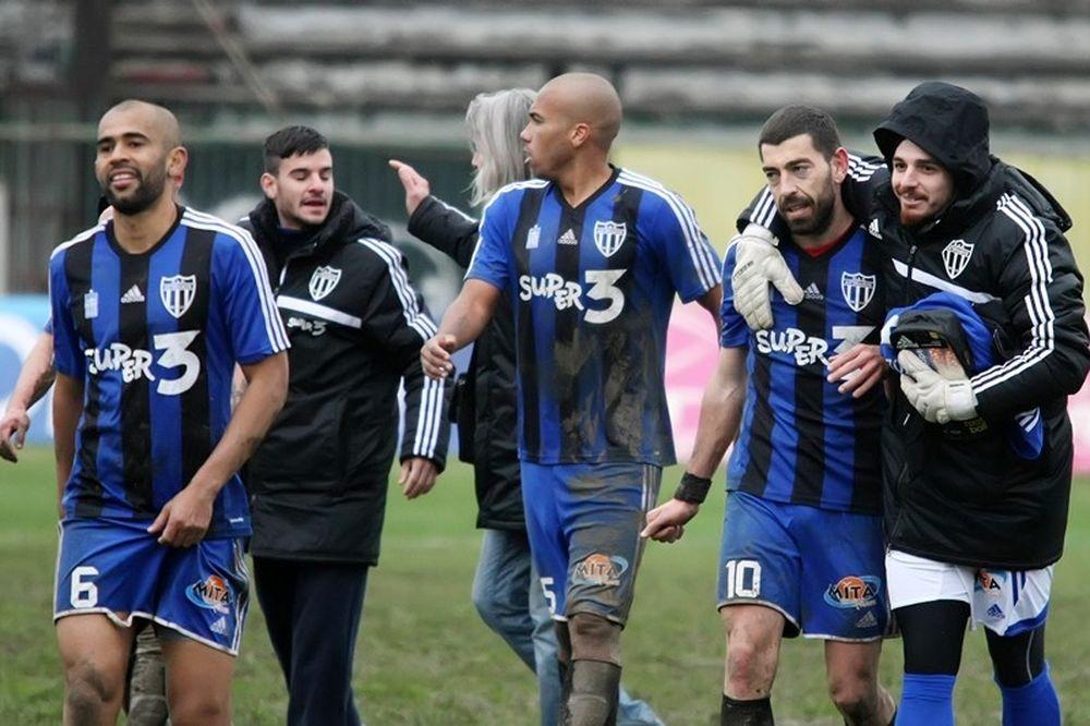 «Διπλό» και πλέι οφ ο Αιγινιακός, 3-0 τη Ζάκυνθο