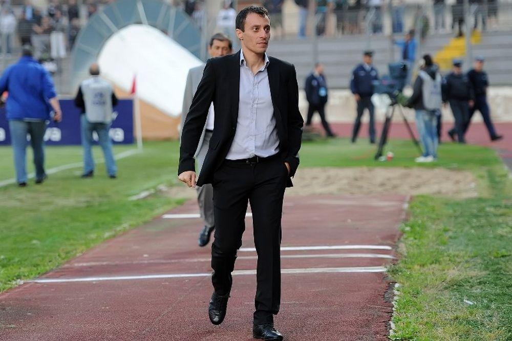 Γεωργιάδης: «Ιδιαίτερες συνθήκες στο ελληνικό ποδόσφαιρο»
