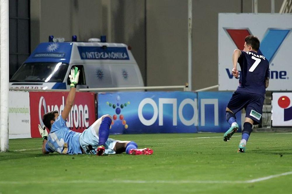 Skoda Ξάνθη-Πανιώνιος 2-0: Τα γκολ του αγώνα (video)