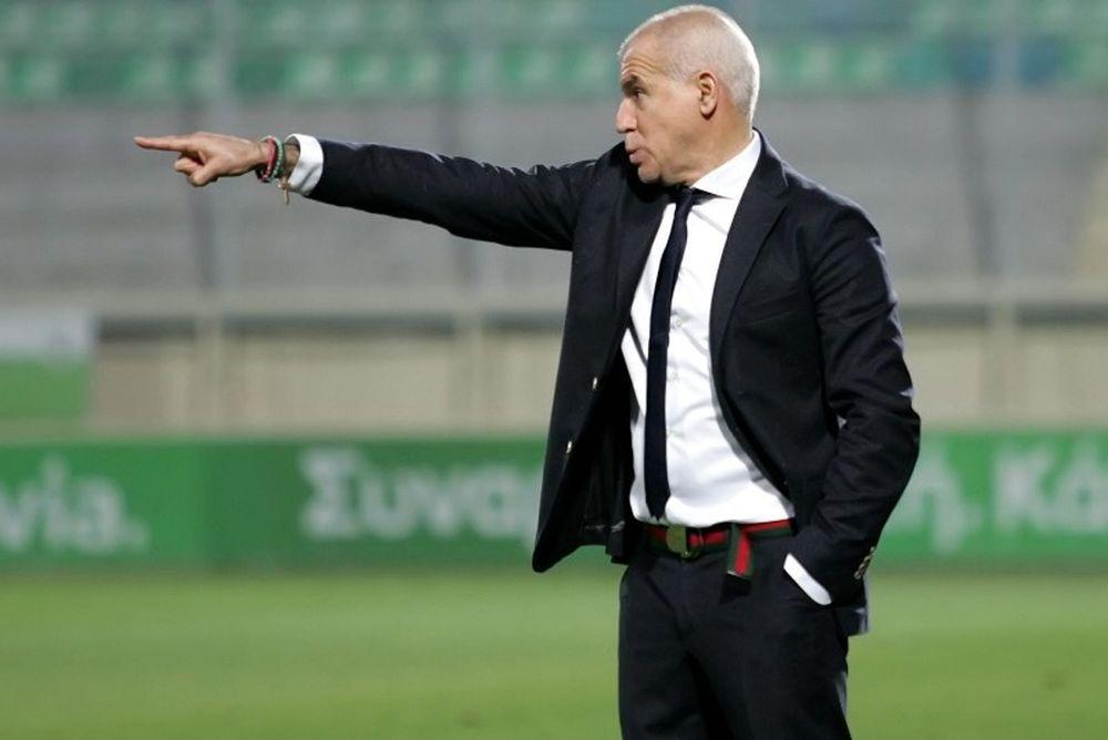 Αναστόπουλος: «Το ματς κρίθηκε στη λεπτομέρεια»