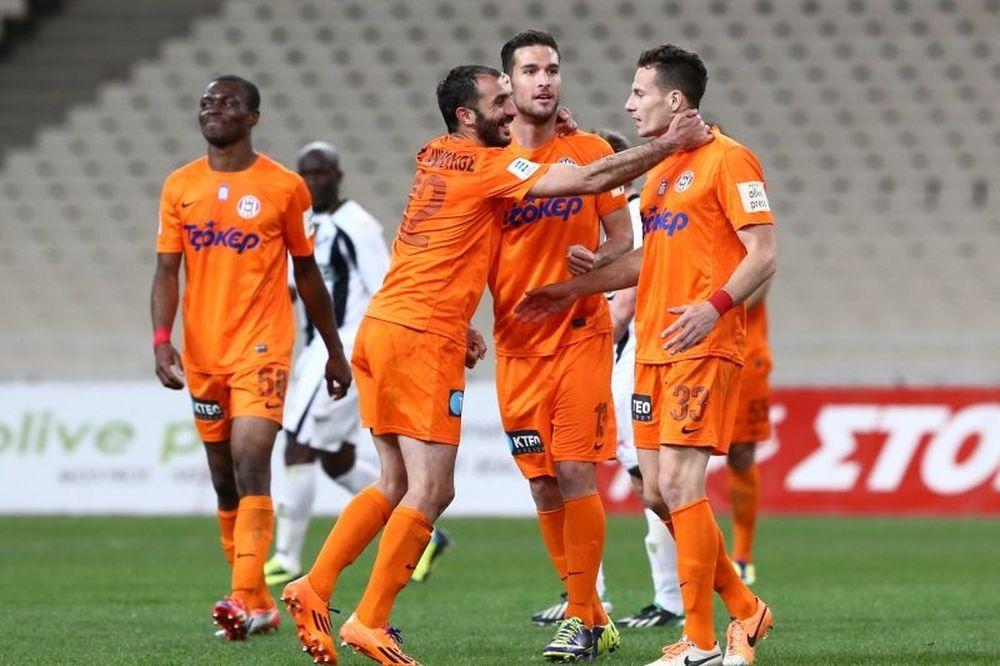 ΑΕΛ Καλλονής-ΟΦΗ 1-0: Το γκολ και οι καλύτερες φάσεις (video)