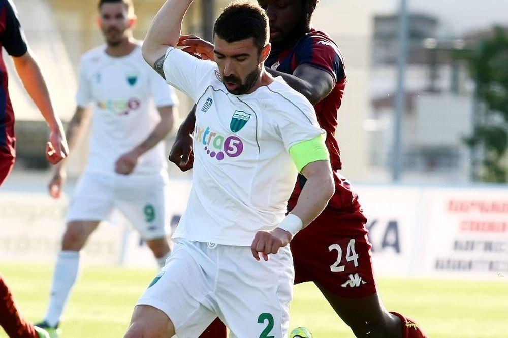 Μουλόπουλος: «Θέλουμε άλλη μια νίκη»