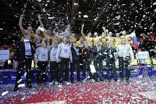 Champions League: Το σήκωσε η Μπέλγκοροντ