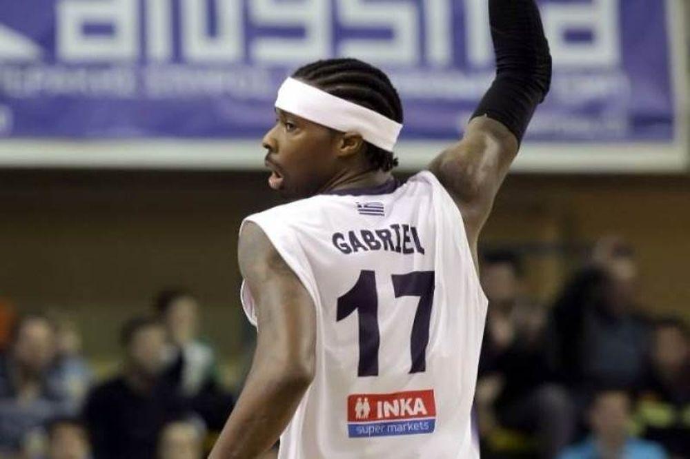 Basket League ΟΠΑΠ: MVP ο Γκάμπριελ