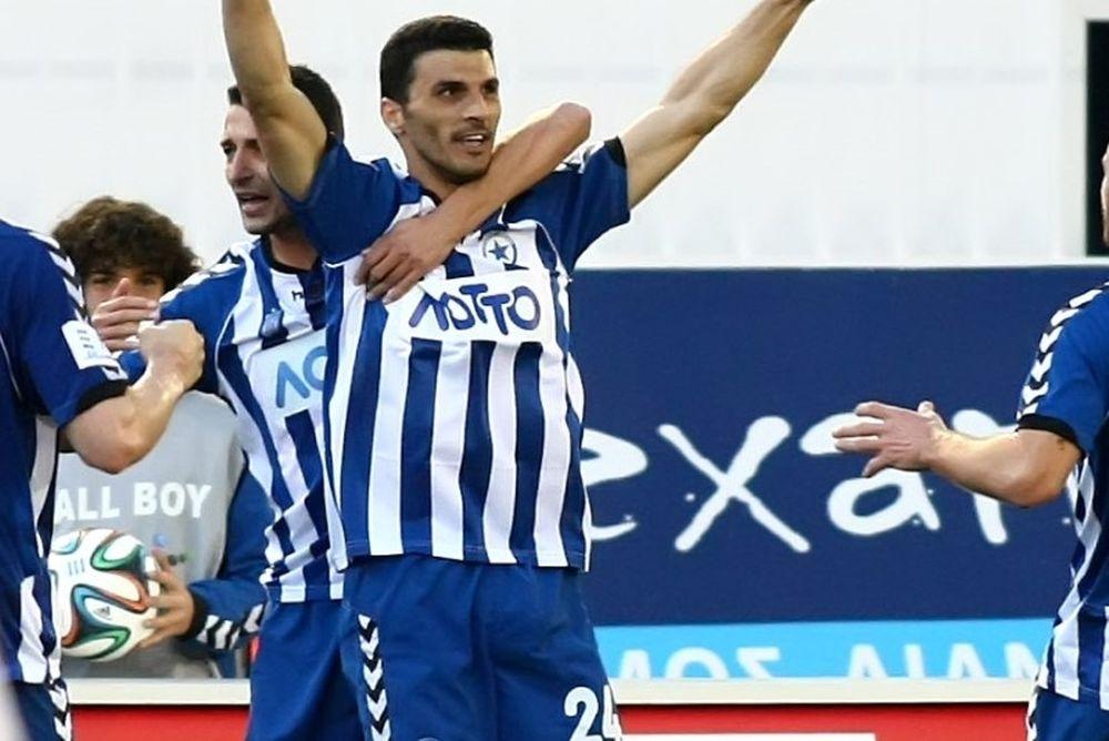 Λαζαρίδης: «Παίξαμε καλό ποδόσφαιρο»
