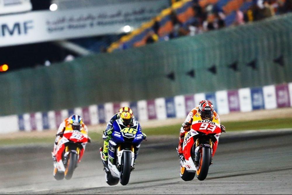 Moto GP: Στον Μάρκεθ η πρώτη νίκη της χρονιάς