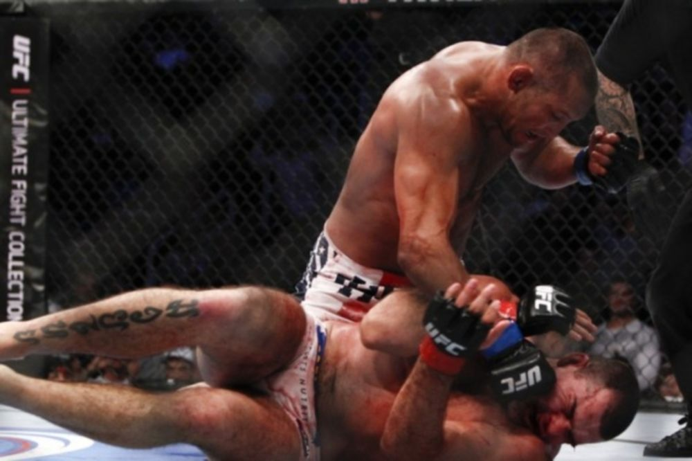 UFC Fight Night 39: Ένα χτύπημα χρειάστηκε ο «Hendo» (GIFs)