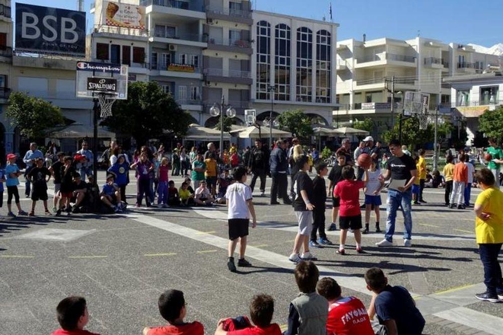 ΕΟΚ: Τουρνουά 3on3 στη Σπάρτη (photos)