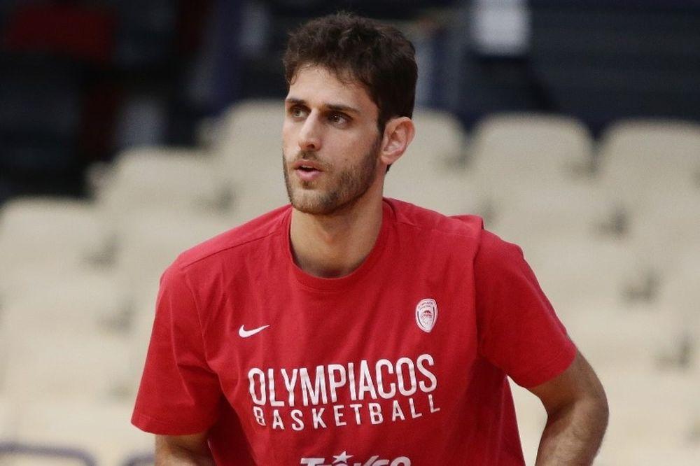 Ολυμπιακός: Οριστικά εκτός ο Περπέρογλου