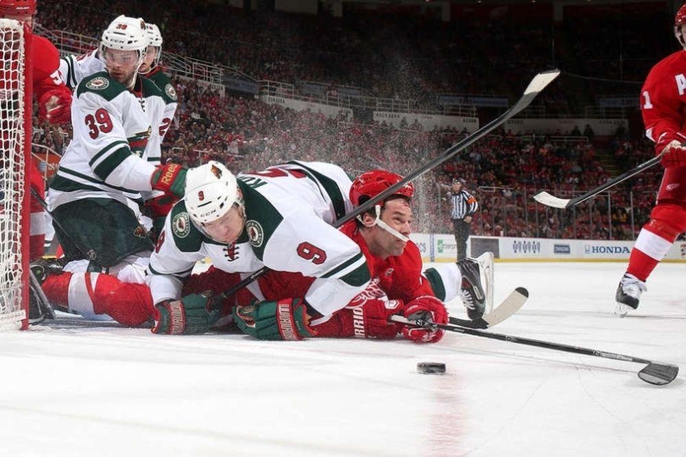 NHL: Αντέχουν οι Ουάιλντ (videos)