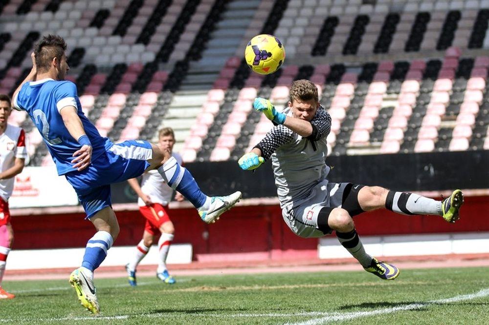 Εθνική Παίδων: Ήττα (1-2) από την Πολωνία (photos)
