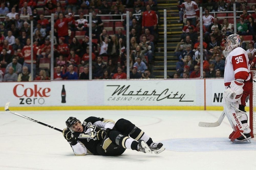 NHL: Δύο με τρεις εβδομάδες έξω ο Malkin