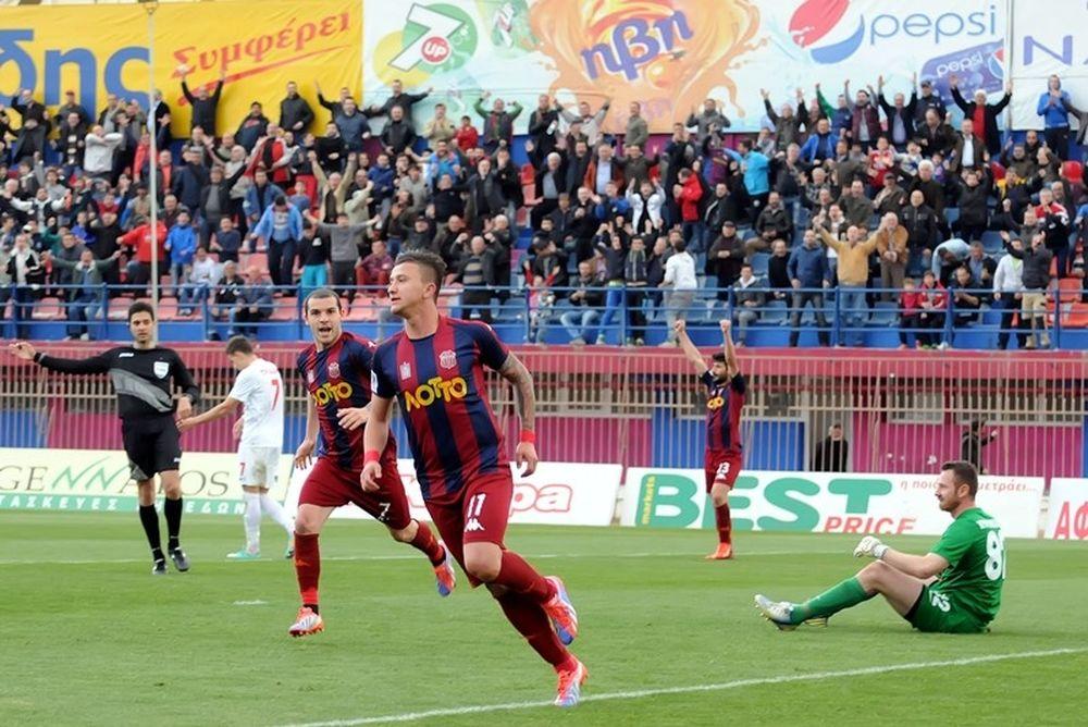 Βέροια-Skoda Ξάνθη 3-2: Τα γκολ του αγώνα (video)