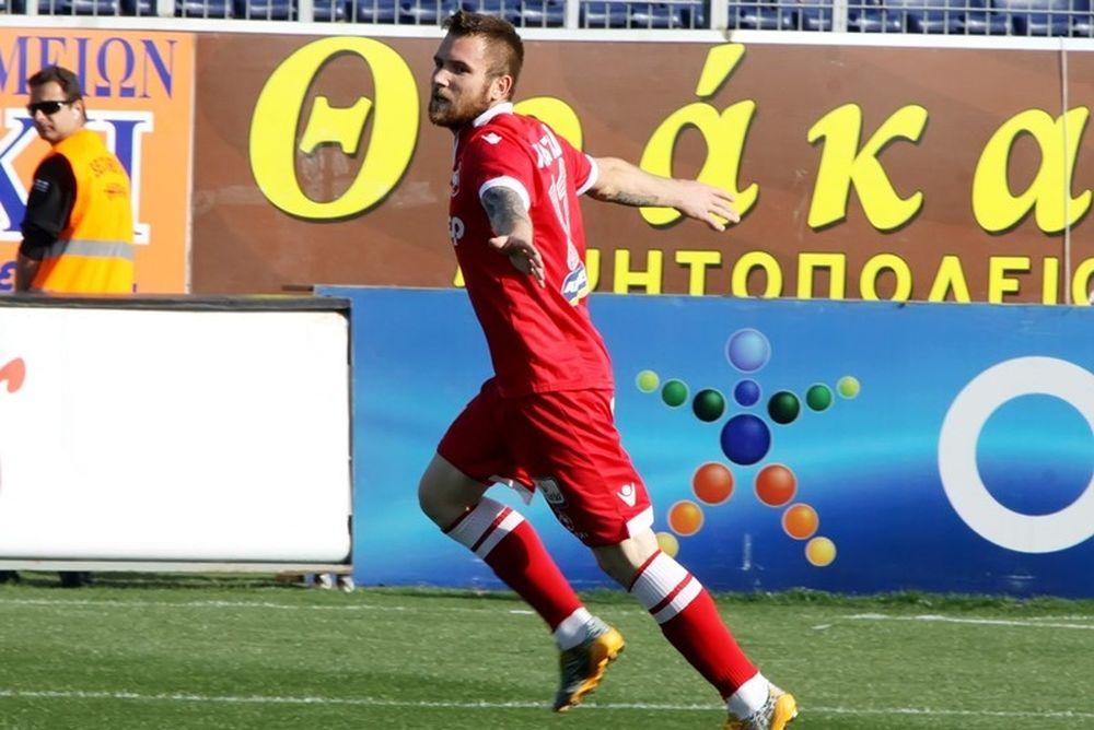 Πλατανιάς-Λεβαδειακός 2-0: Τα γκολ του αγώνα (video)
