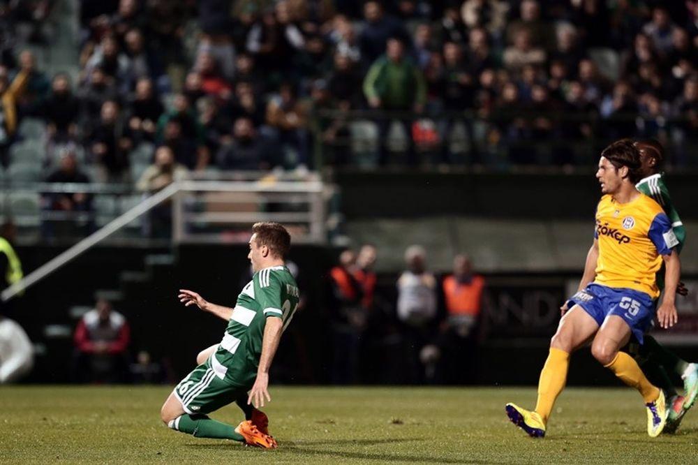 Παναθηναϊκός-ΑΕΛ Καλλονής 3-0: Με αέρα... Ευρώπης (photos+video)