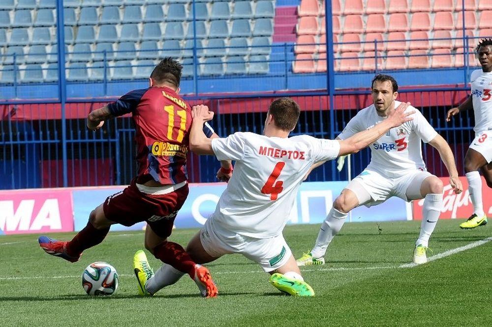Βέροια-Skoda Ξάνθη 3-2: Τα γκολ και οι καλύτερες φάσεις (video)