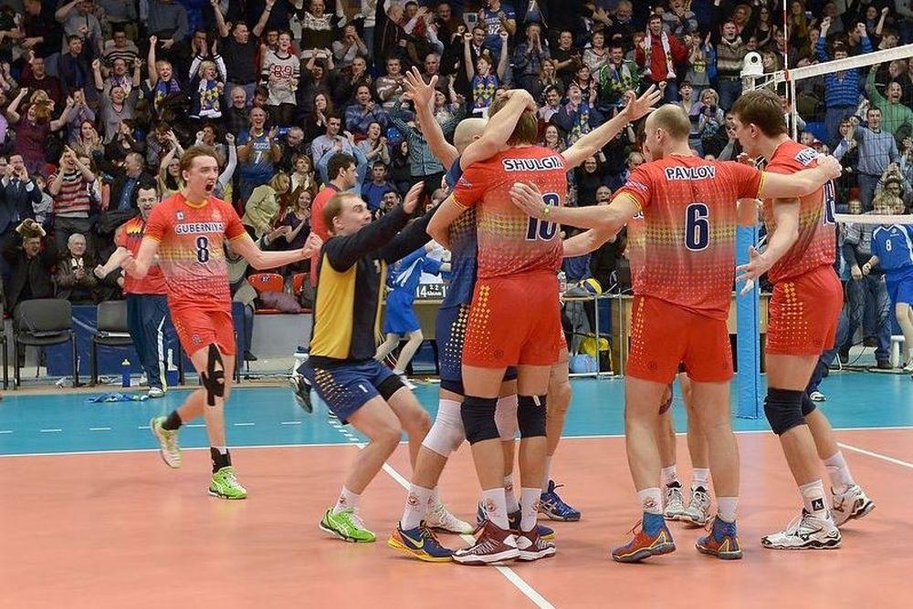 CEV Cup: Πρώτο βήμα τίτλου για τη δήμιο του Ολυμπιακού